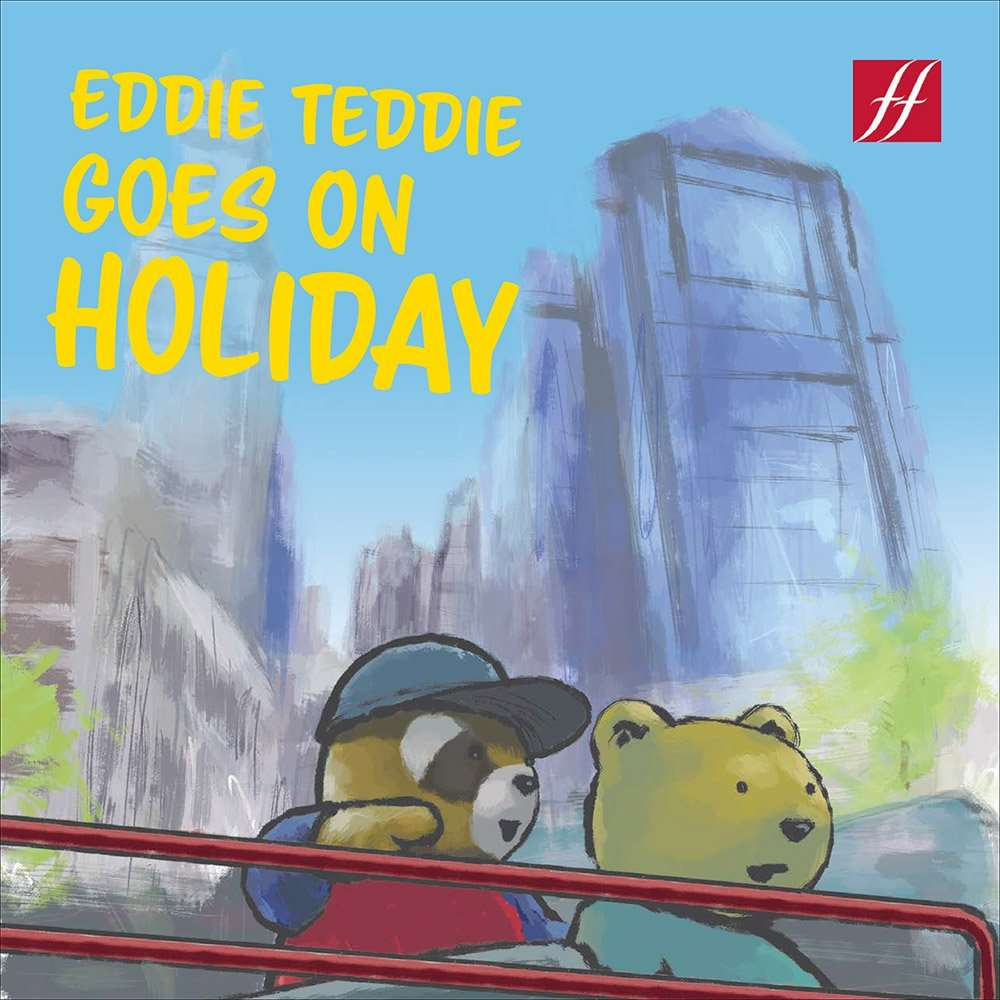 Eddie Teddie Goes On Holiday