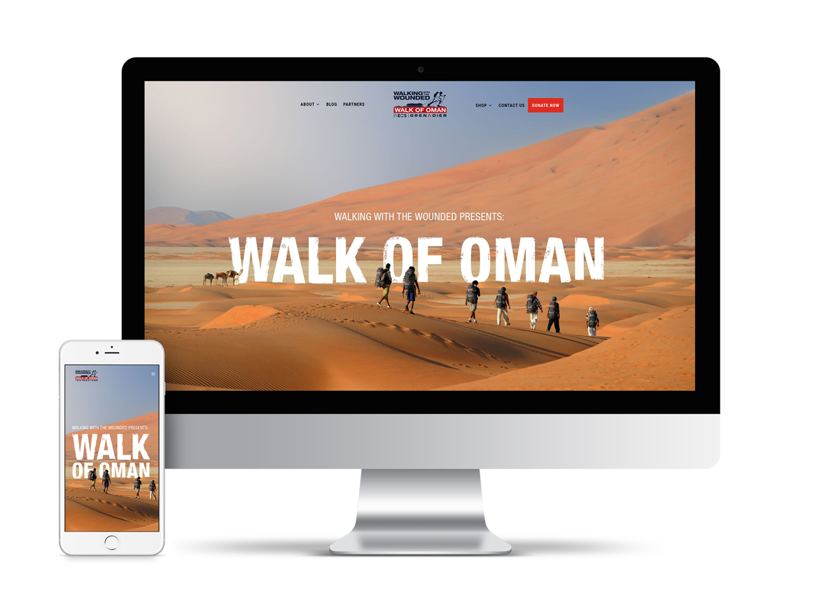 Walk of Oman