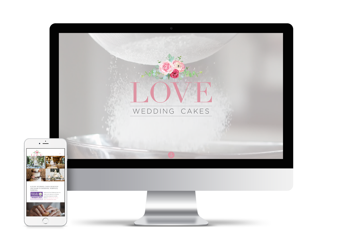 Love Wedding Cakes Screenshot